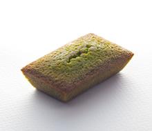 京抹茶のマンマローザを楽しむ / フィナンシェ抹茶