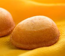 京抹茶のマンマローザを楽しむ / ゆずとゆずのケーキ
